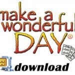 Make a Wonderful Day® – Concert Band Arrangement (English)